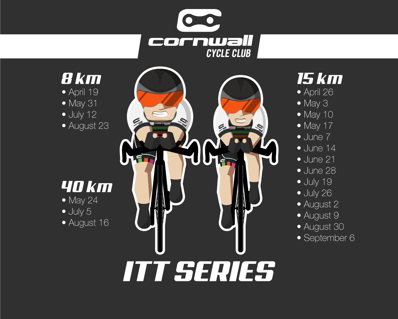 CCC ITT Series – Cornwall Cycle Club